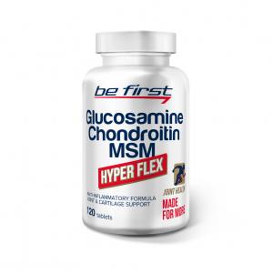 Glucosamine Chondroitin MSM, 120 таб.