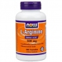 "L-Arginine 500 мг. ""Amino Acid"", 250 капс. ""NOW"" 0031V5"