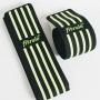 """Бинты коленные """"FitRule"""", черно-зеленые, 2 м.""""FitRule"""""""